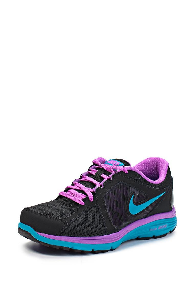 Кроссовки Nike/Найк женские.Цвет: черный.  Материал: натуральная кожа, текстиль. резина...