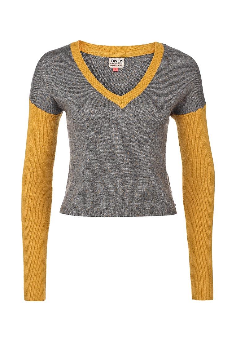 Пуловер Серый С Доставкой