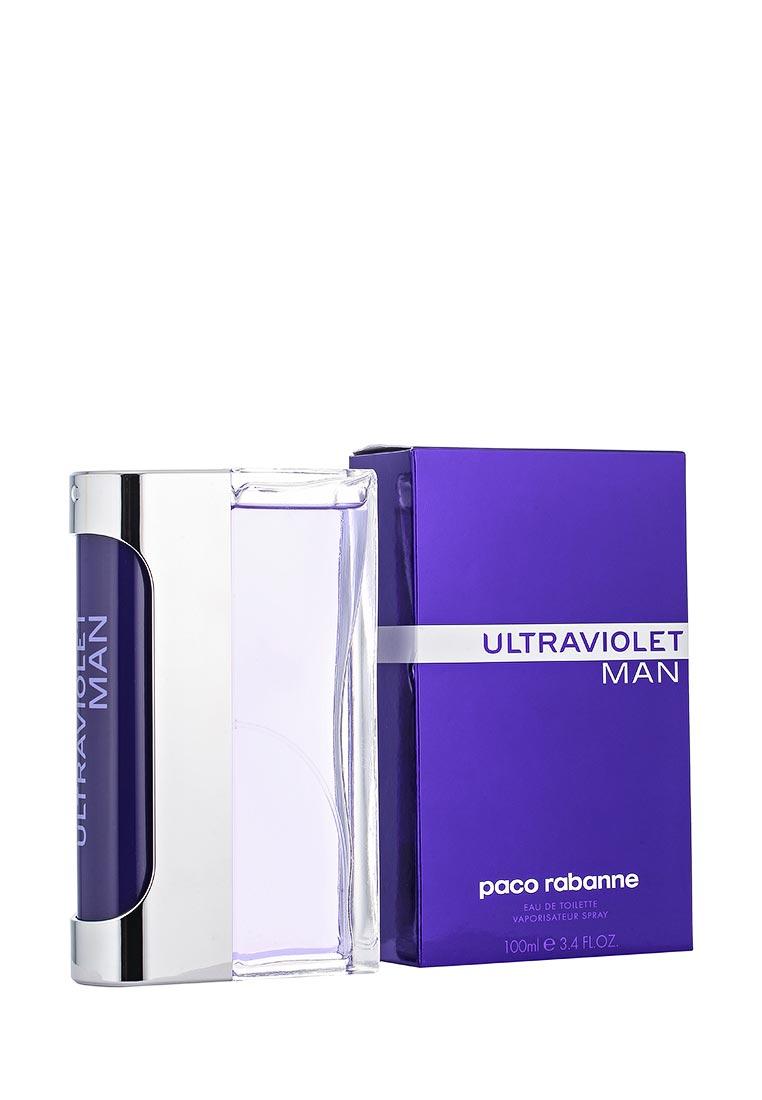 Paco Rabanne Ultraviolet Man 100 мл