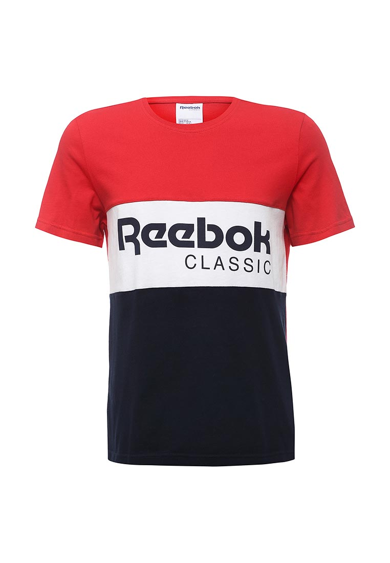 Reebok Classics F ARCHIVE STRIPE TEE SOLI solar powered digital compass altimeter barometer thermometer