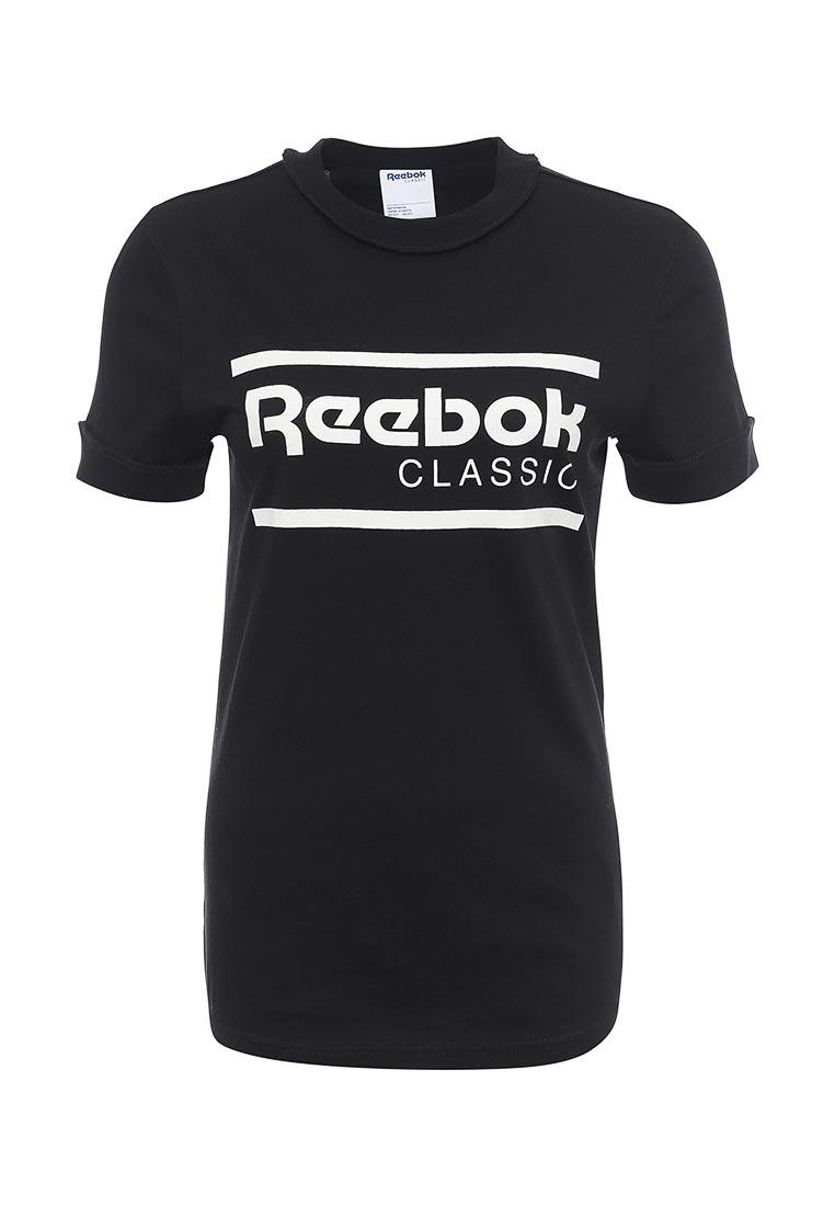 Reebok Classics F ICONIC REEBOK GR TEE reebok reebok re160ewhfx16