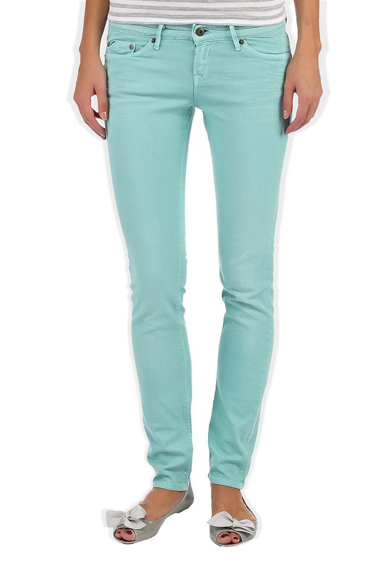 джинсы тц цветной