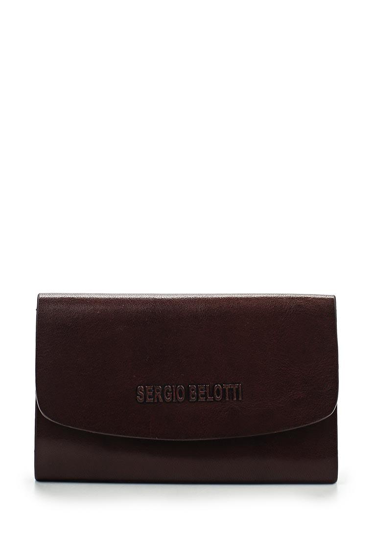 Sergio Belotti 3524 барсетка мужская sergio belotti цвет коричневый 8840