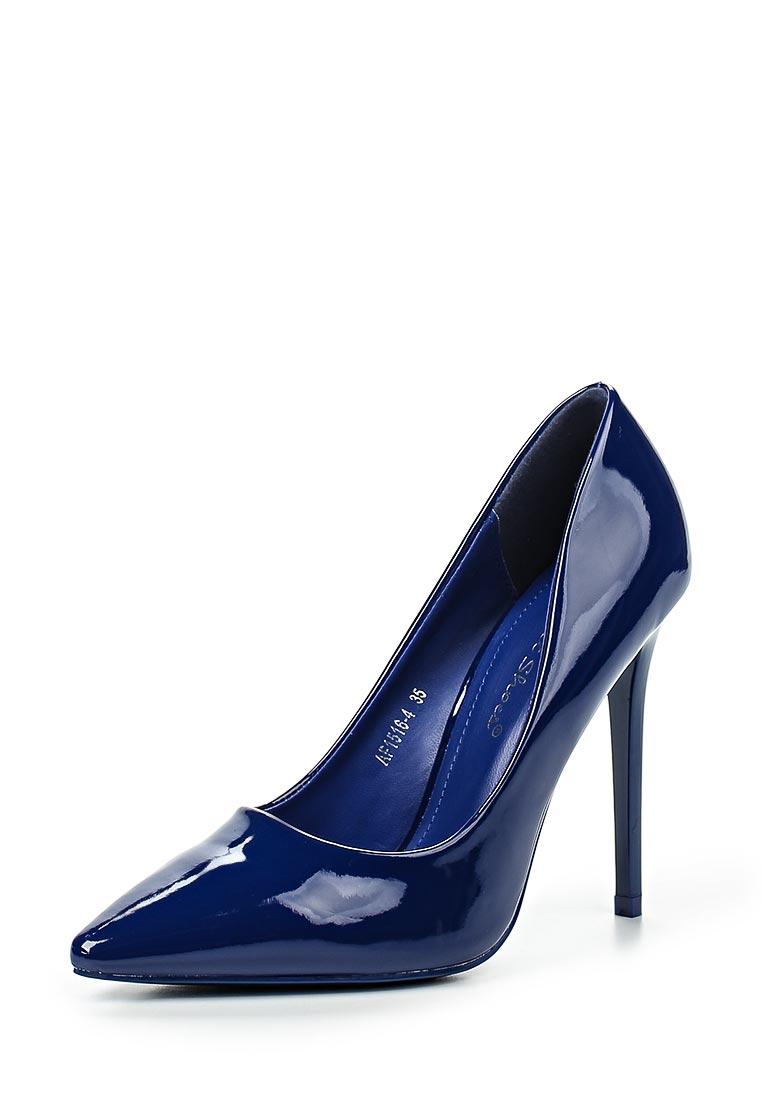 Туфли sweet shoes - цвет: белый
