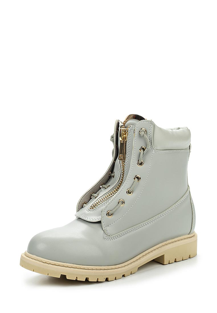 Ботильоны sweet shoes - цвет: белый