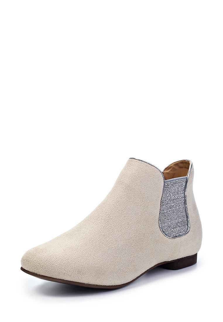Обувь Женская Полусапожки
