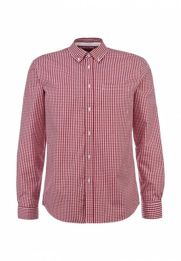 1933fd12d80 Рубашка мужская Incity (Инсити) 1110300362 цвет красный